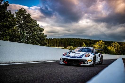 Porsche 911 GT3 R, GPX Racing (#22), Mathieu Jaminet (F)
