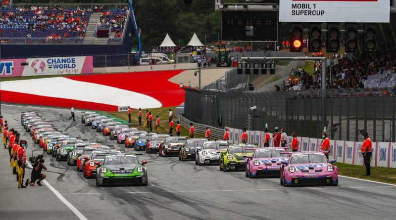 Porsche Mobil 1 Supercup Red Bull Ring 2021