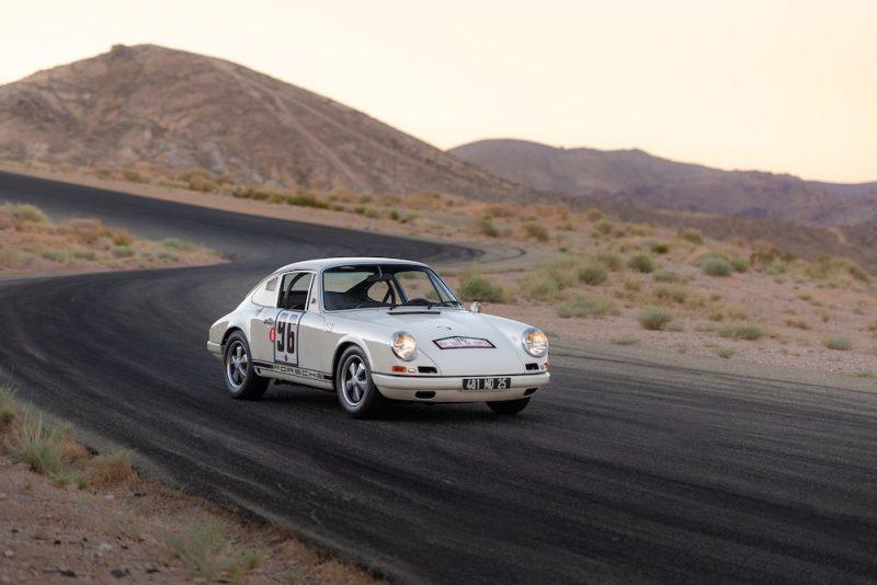 Porsche 911 R chassis 11899006R