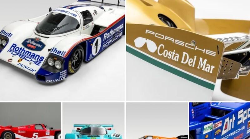 Petersen Museum - Prototype Giants - Porsche 956 - Porsche 962 - Luftgekühlt