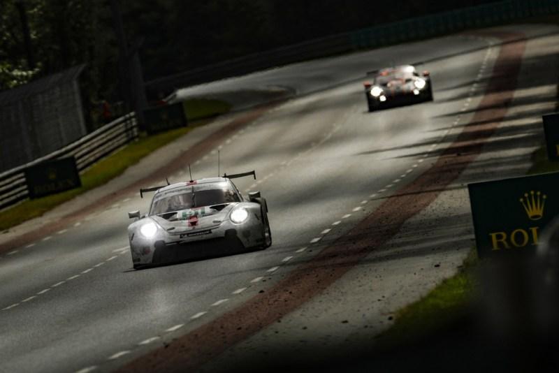 Porsche 911 RSR, Porsche GT Team (#91), Richard Lietz (A), Gianmaria Bruni (I), Frederic Makowiecki (F)