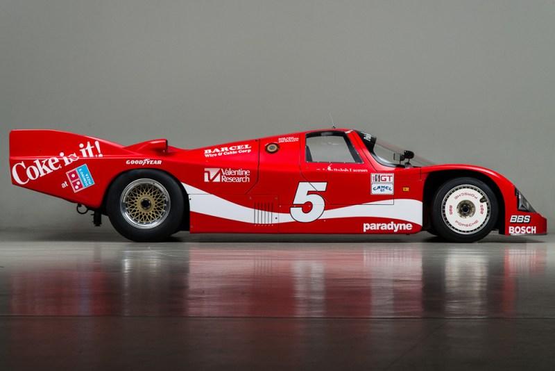 Porsche 962 - Bob Akin / Hans-Joachim Stuck