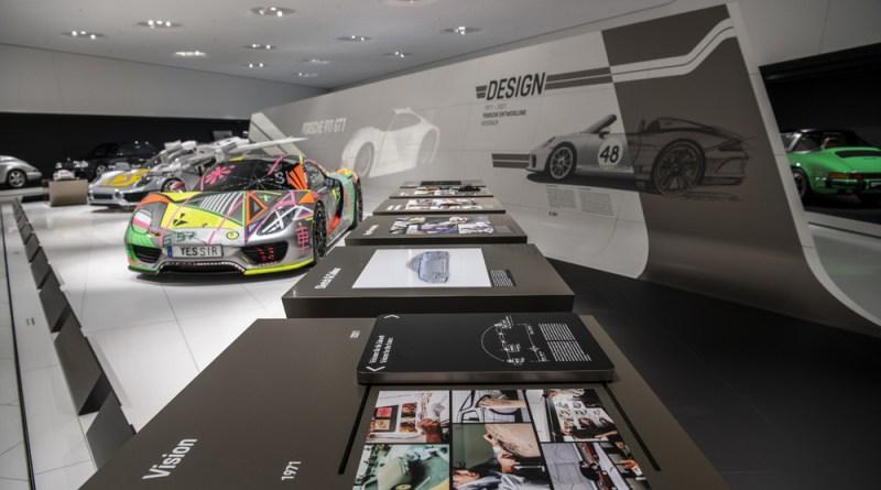 Special Exhibition Porsche Weissach