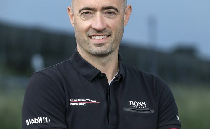 Volker Holzmeyer (President and CEO Porsche Motorsport North America as of January 2022)