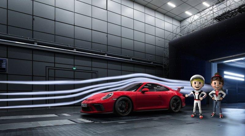 Porsche Museum 50 years Porsche Weissach