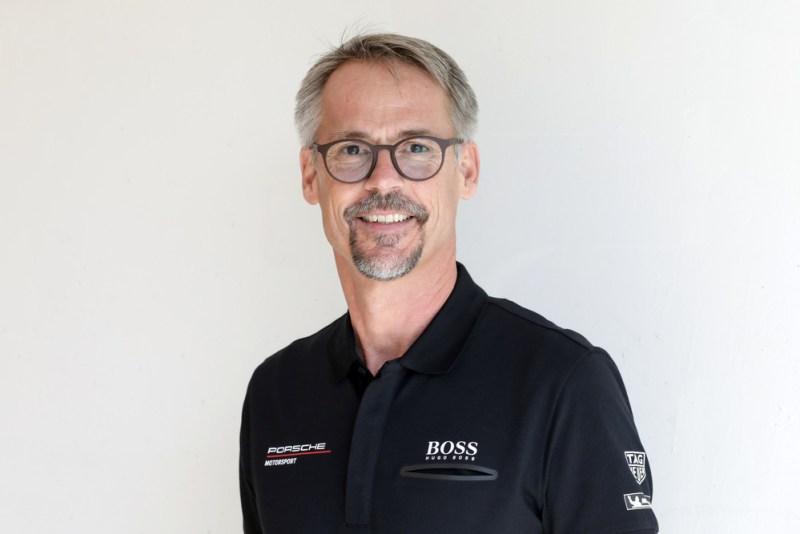 Thomas Laudenbach, Vice President Motorsport (from 1 October 2021)