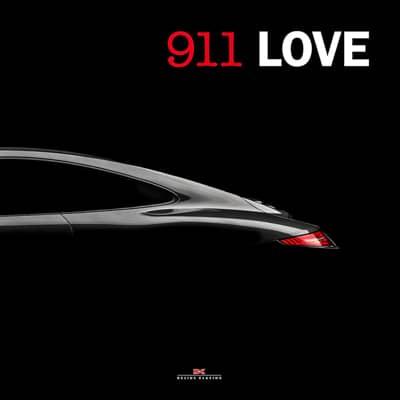 911 Love - 50 Jahre Porsche 911 by Edwin Baaske