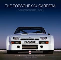 """The Porsche 924 Carrera"" by Roy P. Smith"