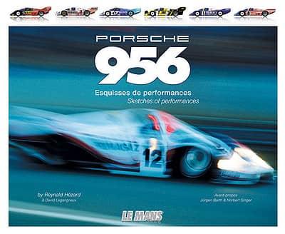 Porsche 956 Book Cover