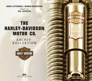 The Harley-Davidson Motor Co - Archiv Kollektion Book Cover