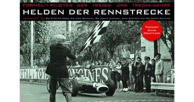 Helden der Rennstrecke Formel 1 Piloten der 1950er und 1960er- Jahre