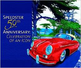Porsche Speedster 50th Anniversary Book Cover
