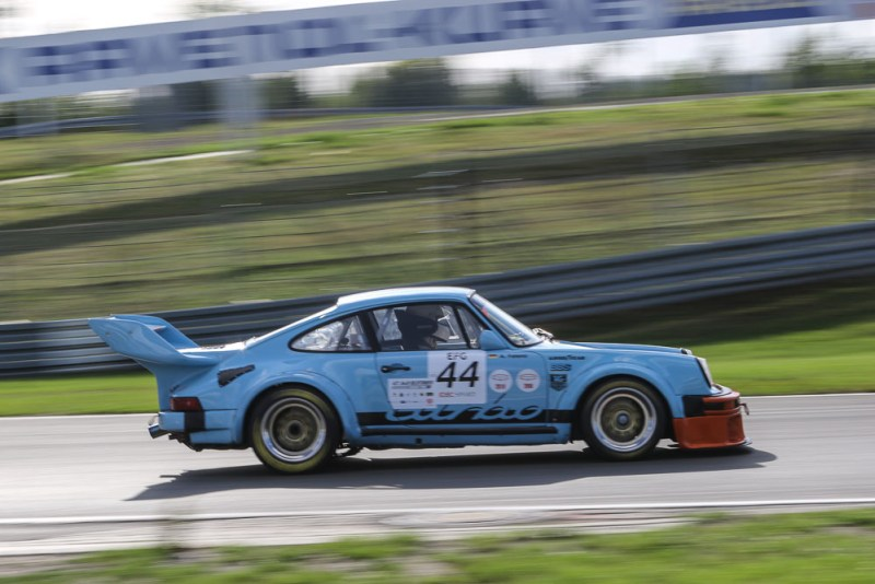 Afschin Fatemi - Porsche 934/5 - Revival of the Deutsche Rennsport Meistershaft