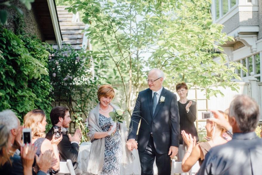 simple backyard wedding vancouver