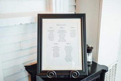 wedding vancouver lupo sitting plan arrangement