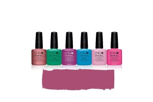 CND Shellac Salons in France