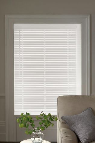 French style venetian blinds
