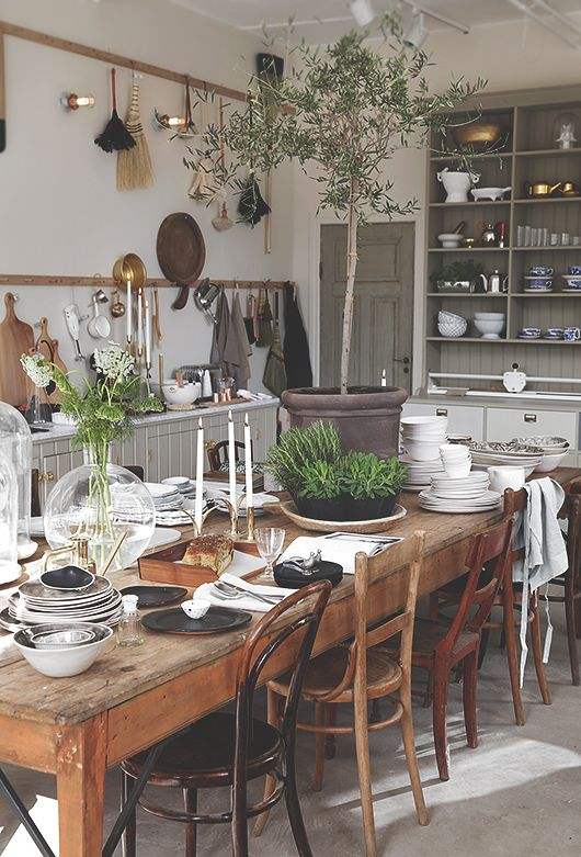 Small Kitchen Design Inspiration Love French Style