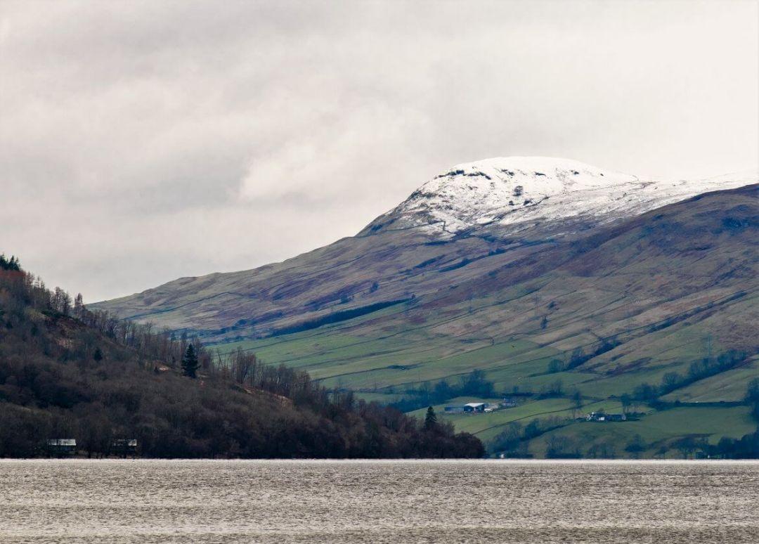 Loch Tay Boathouses 2