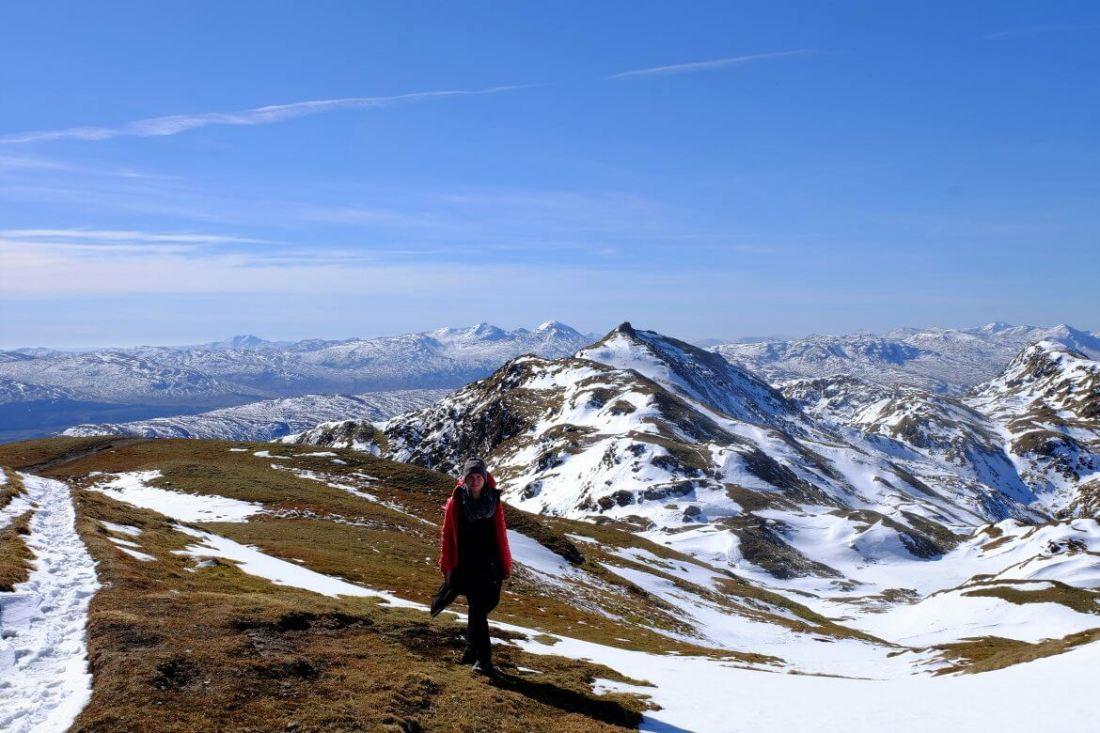 Tarmachan Ridge 2