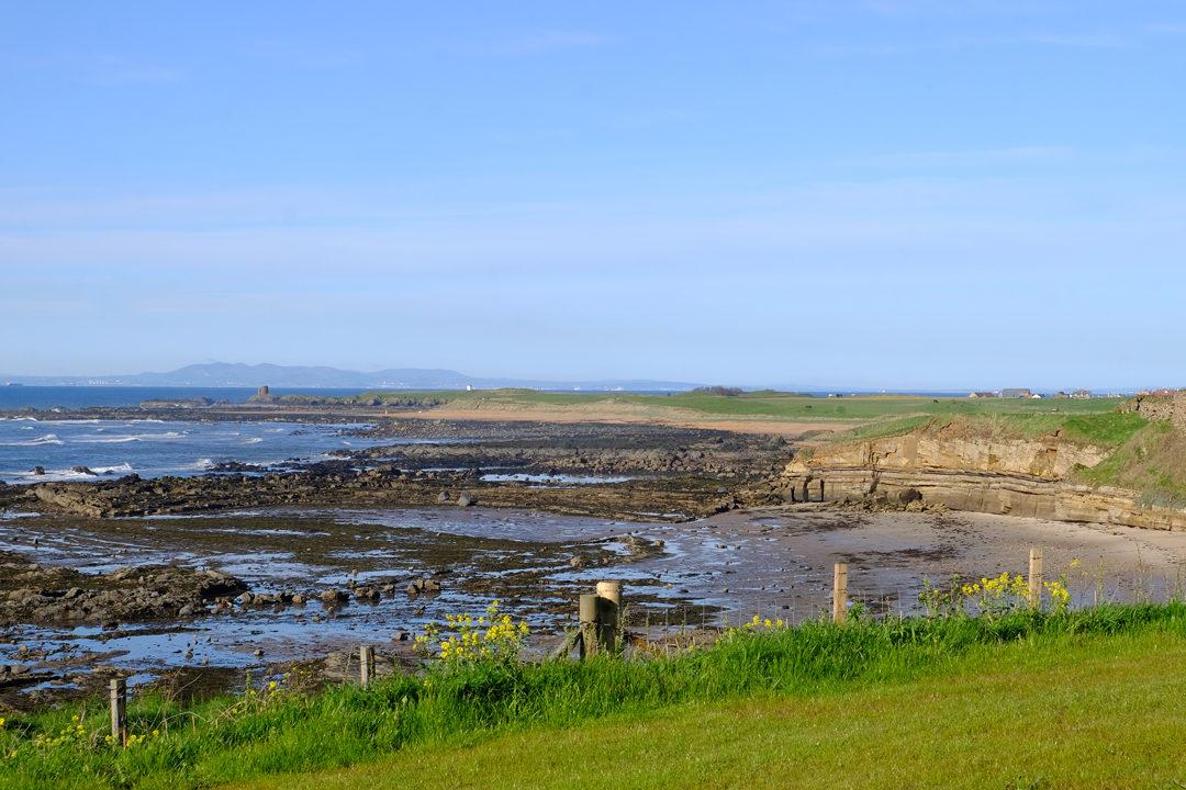 East Neuk of Fife glamping in Scotland