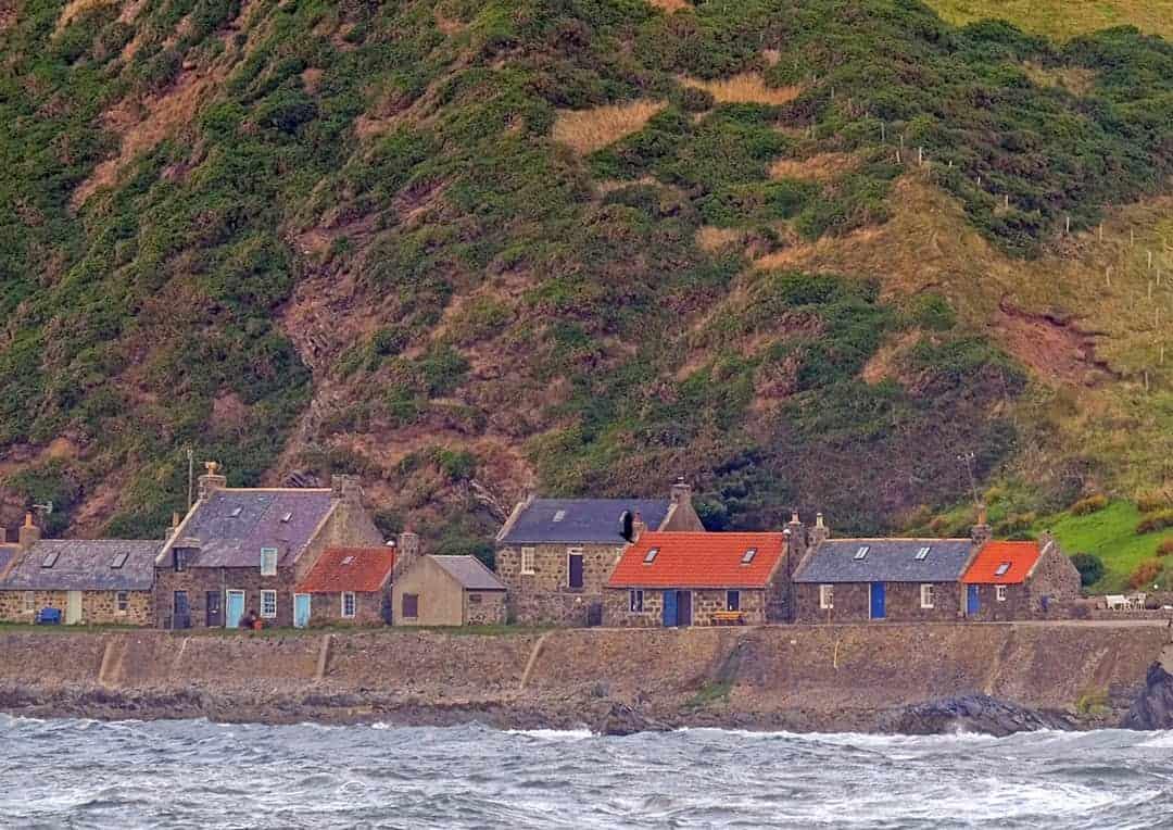 Crovie Moray Firth