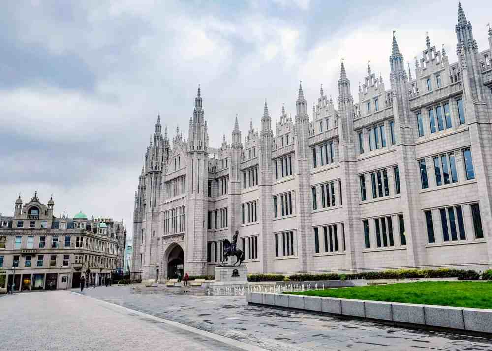 Things to do in Aberdeen