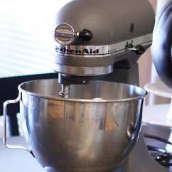Kitchen Aid Bowls Glass Tile Countertop A Review Of The New Kitchenaid 7 Quart Bowl Lift Residential Stand Let S