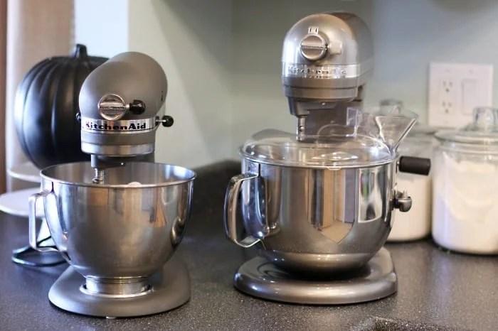 A Review Of The New KitchenAid 7 Quart BowlLift