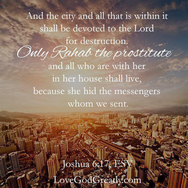 Rahab's Place