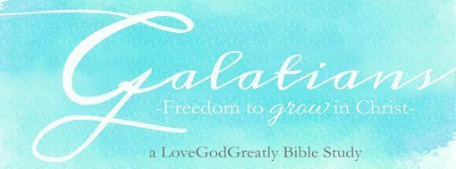 Galatians Online Bible Study