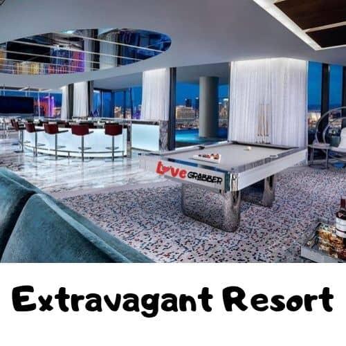 Extravagant Resort
