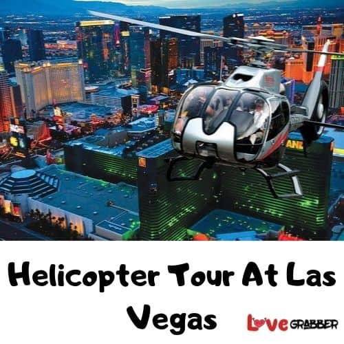 Helicopter Tour at las vegas