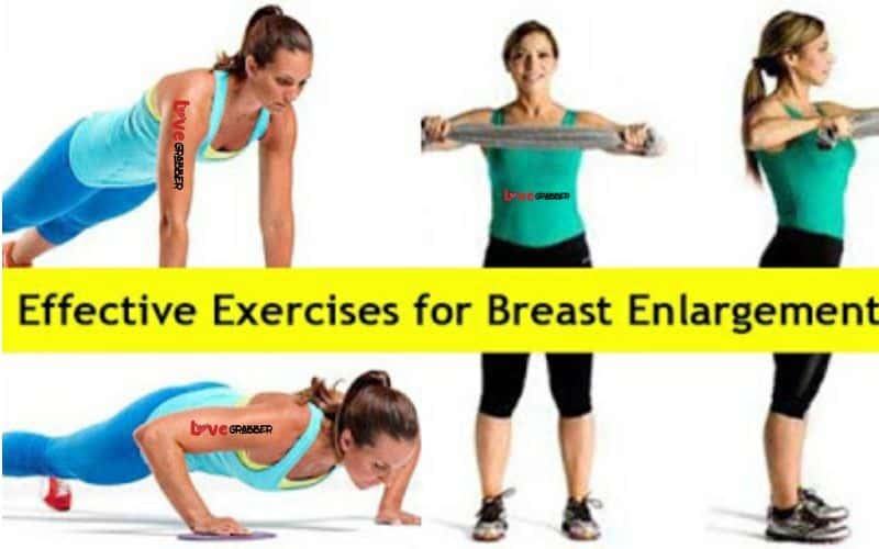 exercise breast