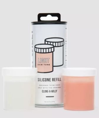 clone a willy extra silicone