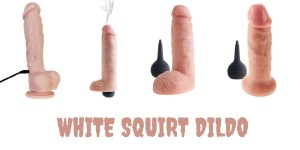 Read more about the article Top 7 Best White Squirt Dildo That Creampie Cum