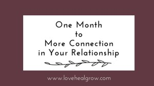 1 Month to More Connection