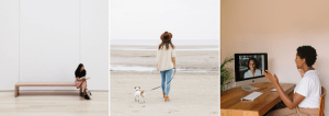 three images of woman for love heal grow. Contact a therapist for sexual trauma in sacramento, ca for support with sexual abuse therapy. A sacramento therapist would be honored to support you!
