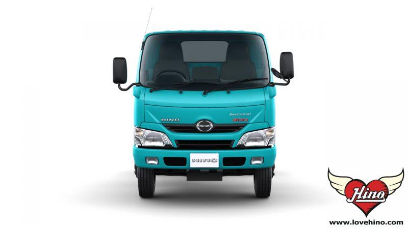 HINO 300 Innovator XZU600R_4W ด้านหน้า