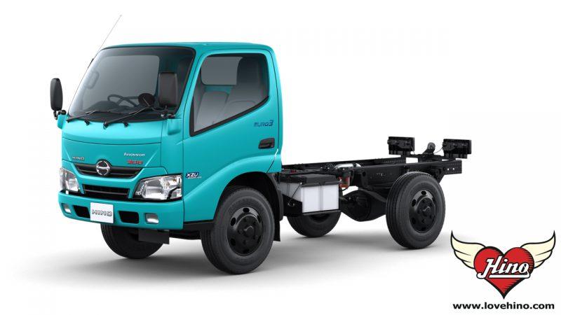 HINO 300 Innovator XZU600R_4W