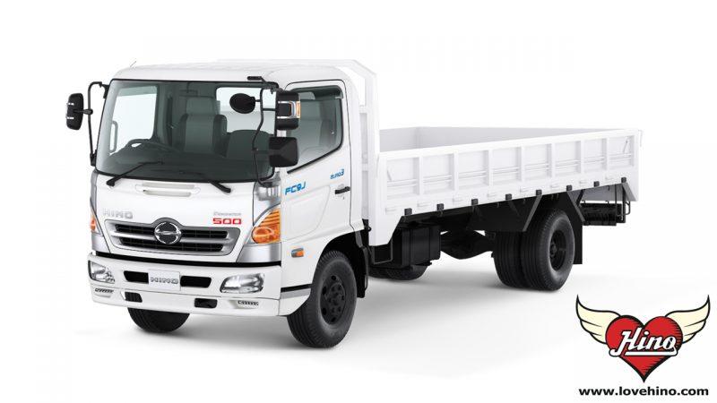 FC9JJLA_FC9JJMA รถบรรทุก 6 ล้อกลาง HINO 500 Dominator HINO กระบะ