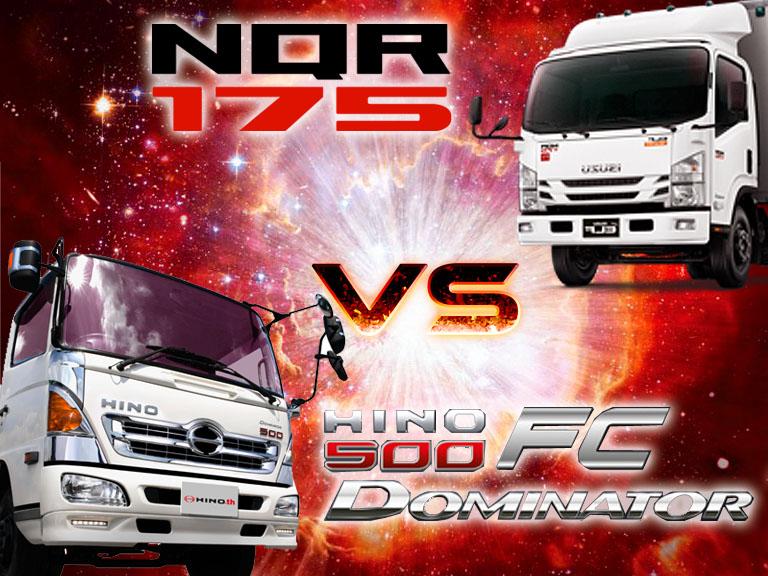 NQR175 เปรียบเทียบ