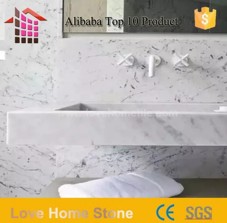 New Design 72 Inch Double Sink Custom Made Composite Marble Bathroom Vanity Top Only Suppliers China Customized Quotation Love Home Tile