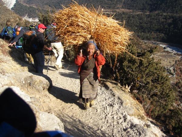 Follow G. Love and Brett Dennen as they travel along Mt. Everest (Journal Entry #2)