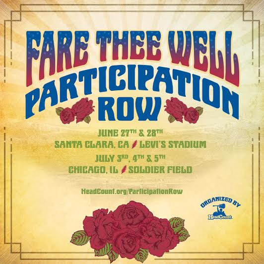 LHS joins Grateful Dead's 'Fare Thee Well' Tour
