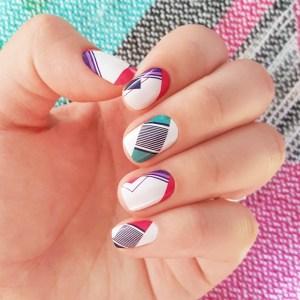 INCOCO FDF135 Dry Nail Art Design Graphic Pop 4