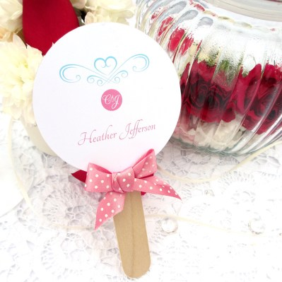 Wedding Placecard Sweetheart by Love Invited
