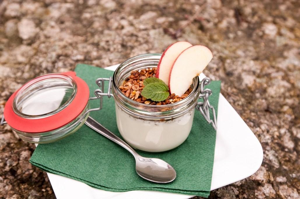 Müsli Rezept-Idee zum Frühstück