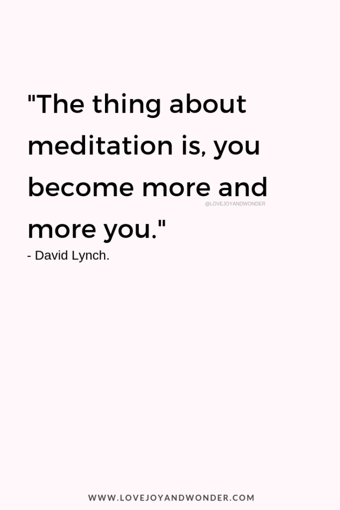 101 Inspiring Quotes About Meditation and Peace