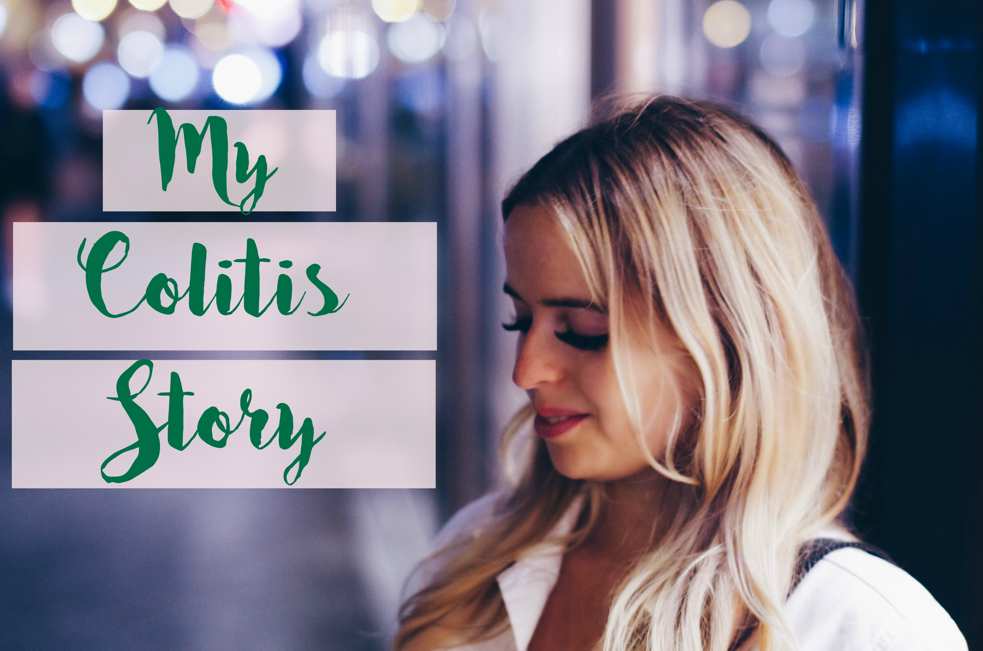 Finding Love With Ulcerative Colitis: Megan's Story